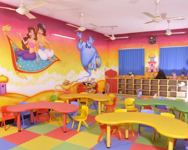 activity rooms doon international school bhubanewar odisha